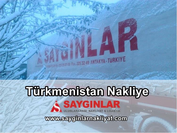 Türkmenistan TIR Nakliye