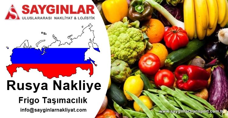 Rusya Nakliye