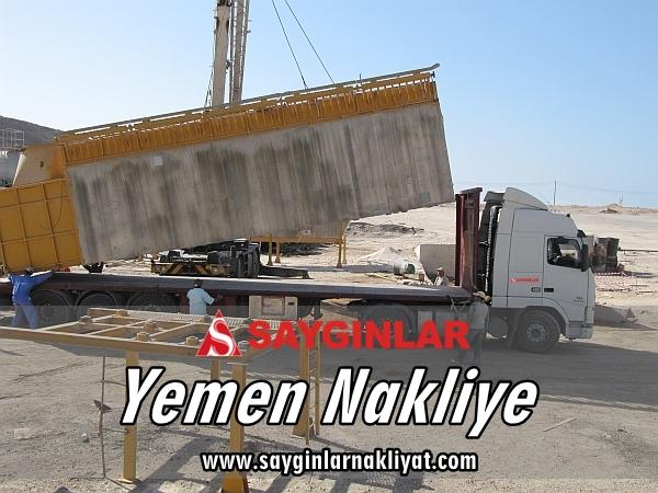 Yemen Nakliye