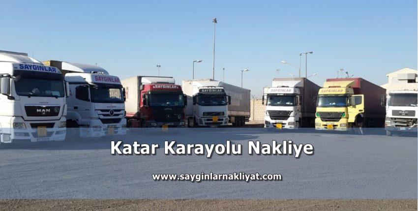 Katar Karayolu Nakliye
