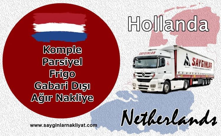 Hollanda Nakliye
